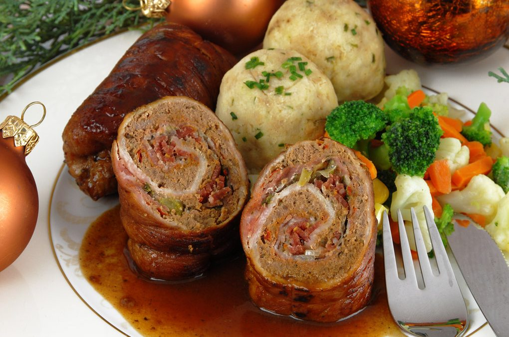 Lecker –  Roullade!